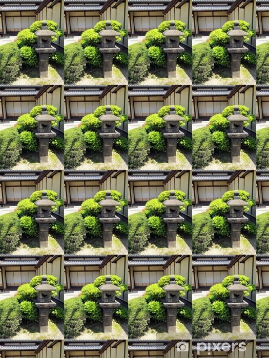 Tapeta na wymiar winylowa 20100531_ ogród japoński - Budynki prywatne