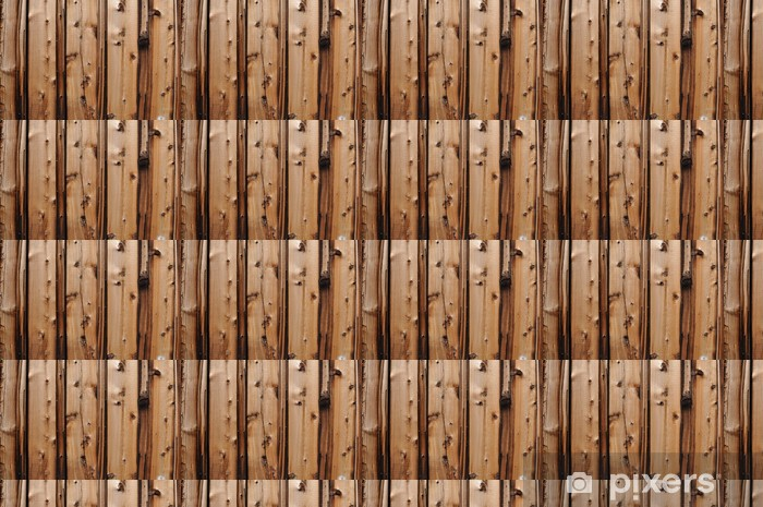 Knotty Pine Wood Background Wallpaper Vinyl Custom Made