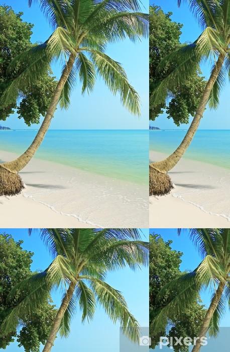 Vinyltapete Palmtree - Urlaub