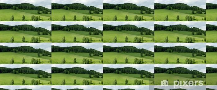 Tapeta na wymiar winylowa Krajobraz - Rolnictwo
