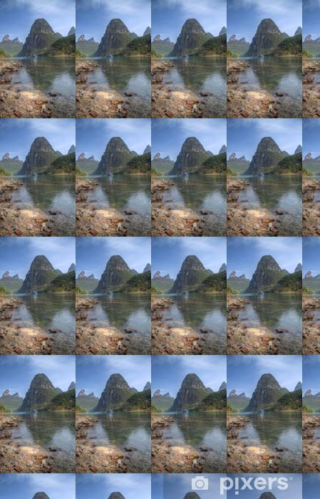 Vinylová tapeta na míru Li řeka v Yangshuo - Asie