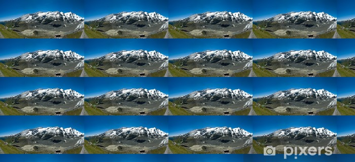Papier peint vinyle sur mesure Alpes Grossglockner - Europe