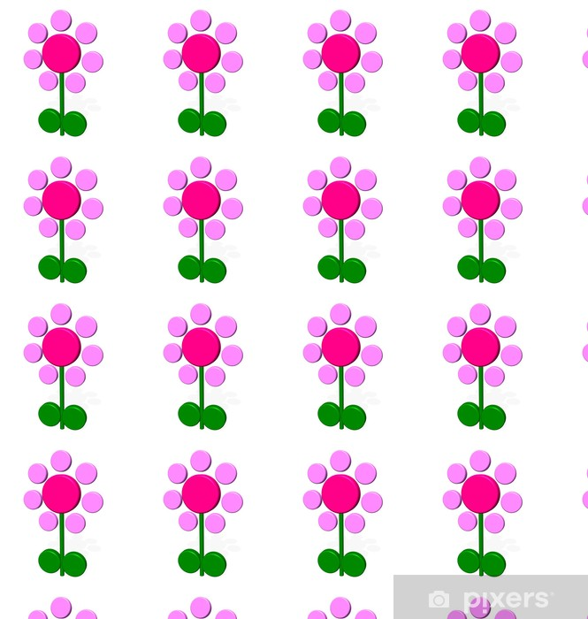 Tapeta na wymiar winylowa Flower01 - Znaki i symbole