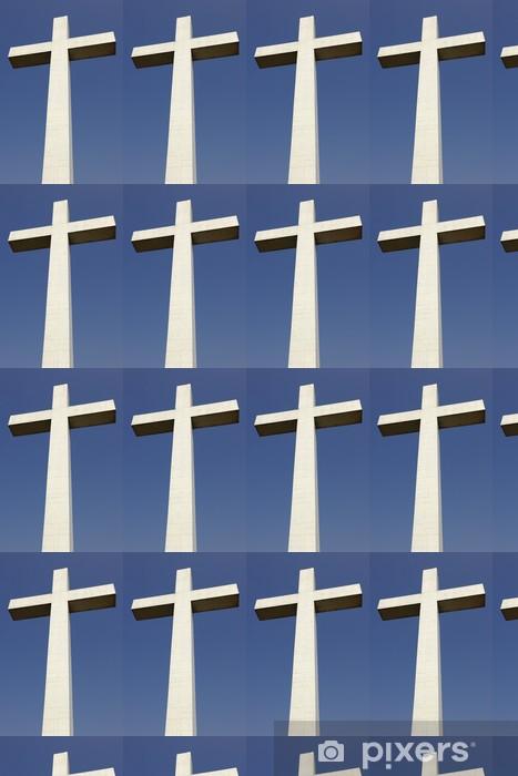 Tapeta na wymiar winylowa Krzyż Pamięci ADEIF na Mont National, Obernai - Zabytki