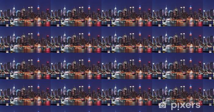 Vinylová tapeta na míru New York - Manhattan - Manhattan