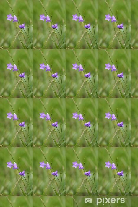 Papier peint vinyle sur mesure Clochettes DANS violettes prés les - Sports d'extérieur