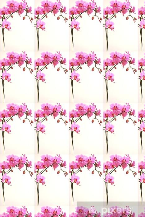 Papier peint vinyle sur mesure Orchidée - Styles
