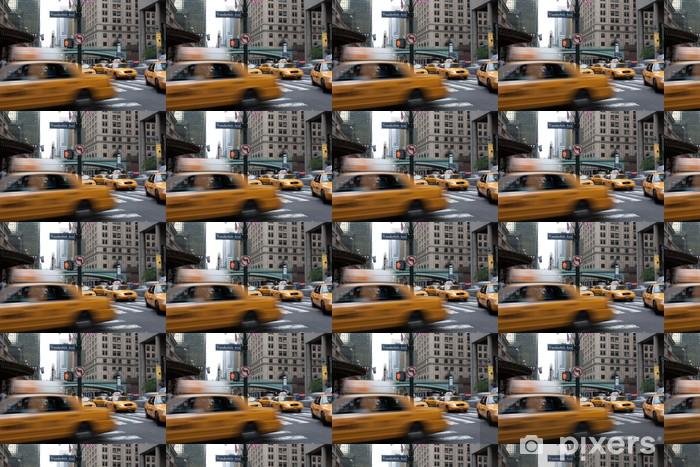 Papier peint vinyle sur mesure New York in Motion - Amérique