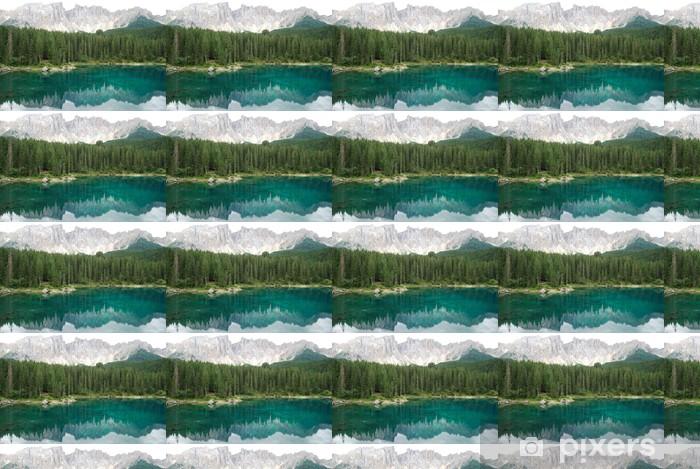 Vinyltapete nach Maß Karersee - Wasser