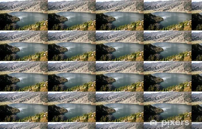 Pokhara Lake, Nepal Vinyl custom-made wallpaper - Themes