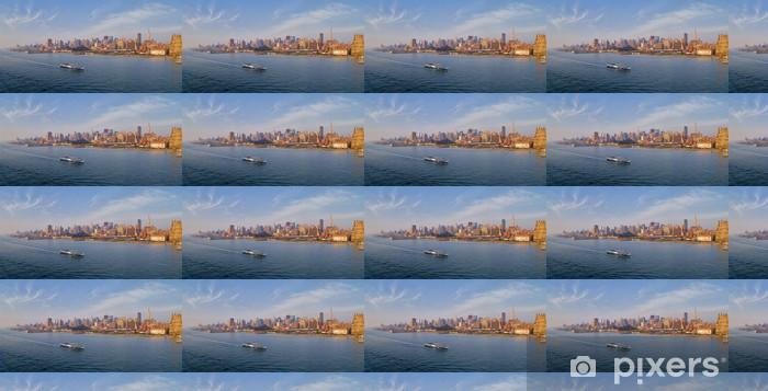 Vinylová tapeta na míru New York City panorama - Americká města