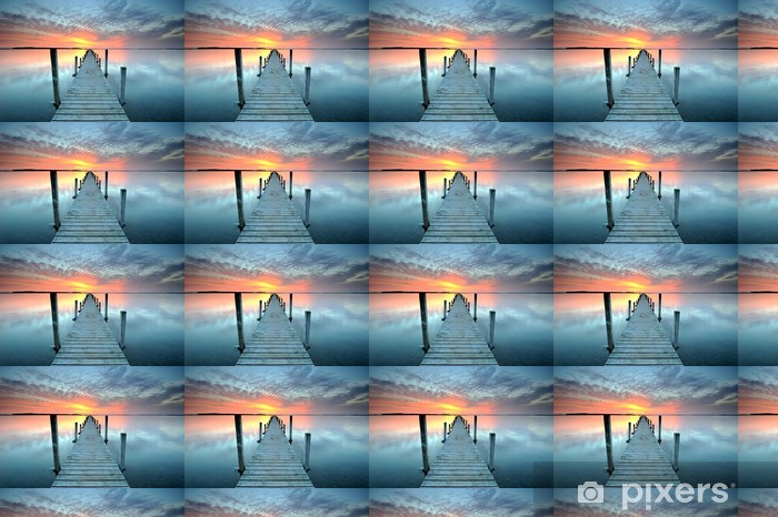 Tapeta na wymiar winylowa Zachód słońca - Tematy