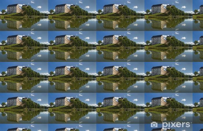 Tapeta na wymiar winylowa Zamek Kastelholm w Wyspy Alandzkie - Europa