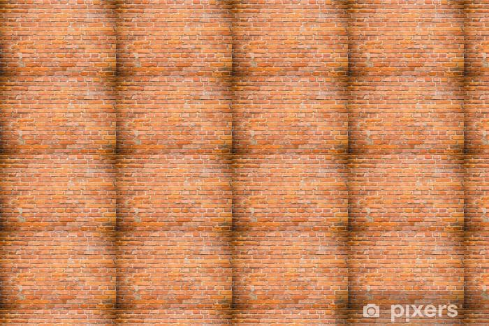 Papier peint vinyle sur mesure Mur de briques. Fond - Arrière plans
