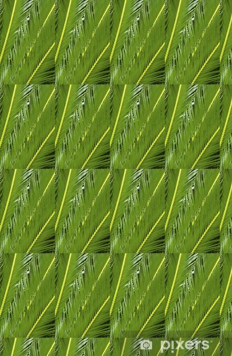 Papier peint vinyle sur mesure Plante tropical - Plantes