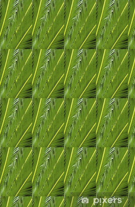 Tropical plant Vinyl Custom-made Wallpaper - Plants