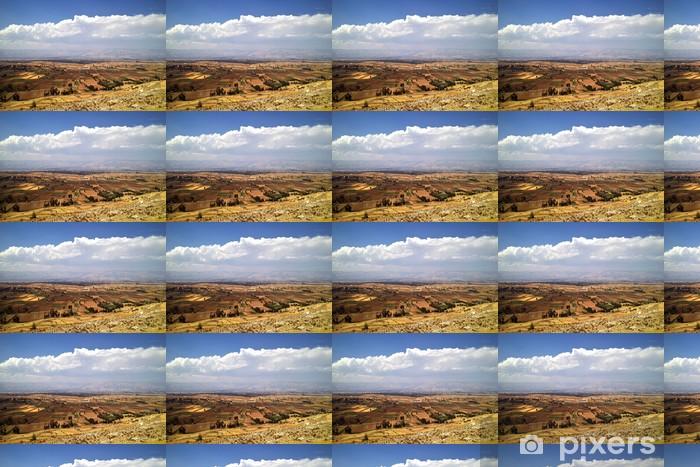 Vinyltapete nach Maß Andenhochebene bei Huancayo, Peru - Amerika