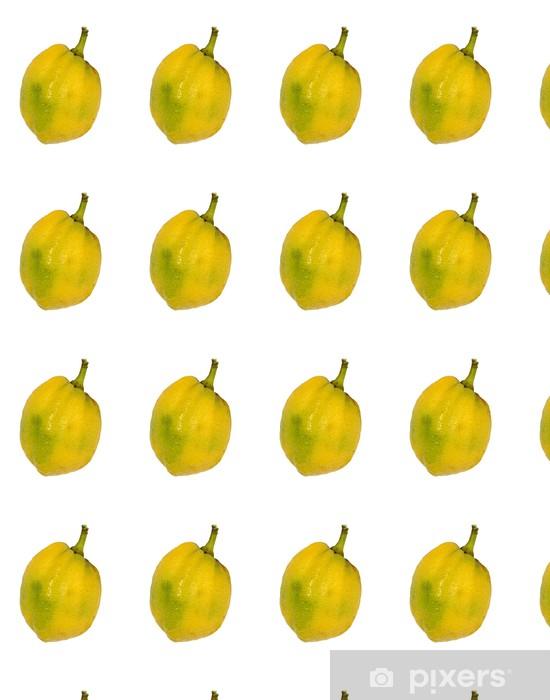Papier peint vinyle sur mesure Etrog - Fruits