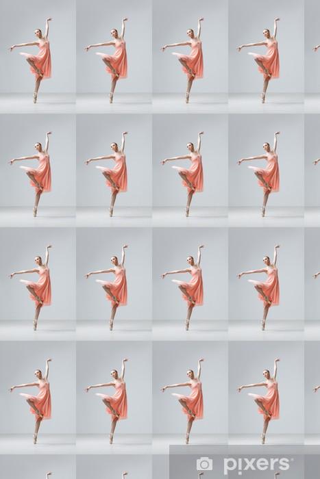 ballet dancer Vinyl custom-made wallpaper - Ballet