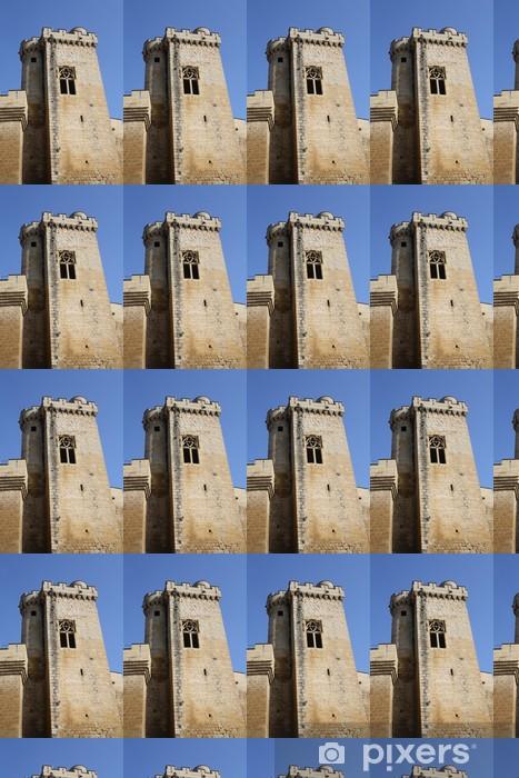 Tapeta na wymiar winylowa Olite Zamek, dawny pałac królów Nawarry. - Wakacje