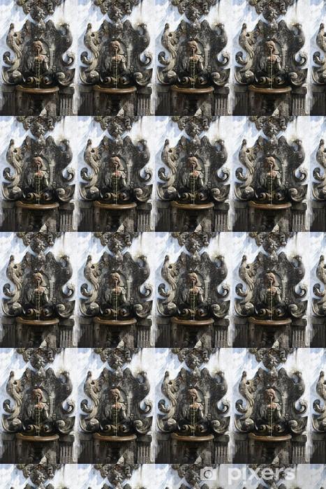 Vinyltapete nach Maß Brunnen der fünf Sinne - Bom Jesus do Monte - Denkmäler