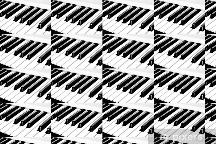 Vinylová tapeta na míru Klavíru - Hudba