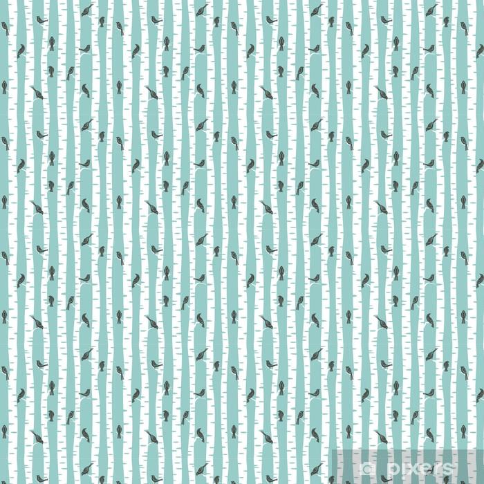 Papel pintado estándar a medida Árboles patrón - Otros Otros