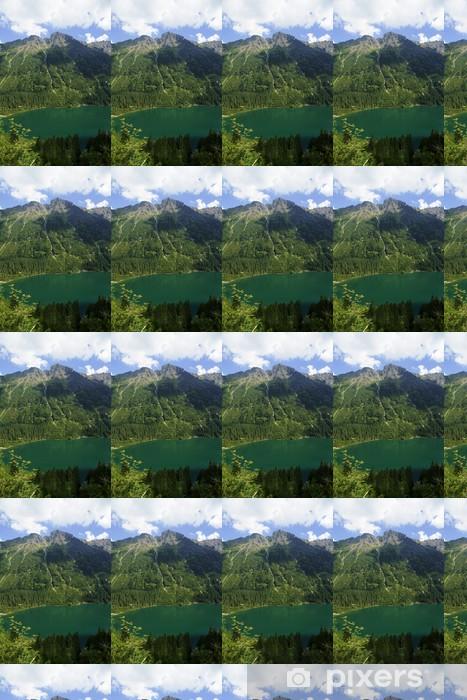 Tapeta na wymiar winylowa Jezioro w górach 4 - Europa