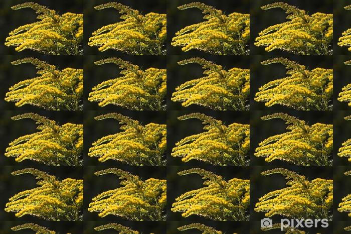 Tapeta na wymiar winylowa Goldenrod - Kwiaty