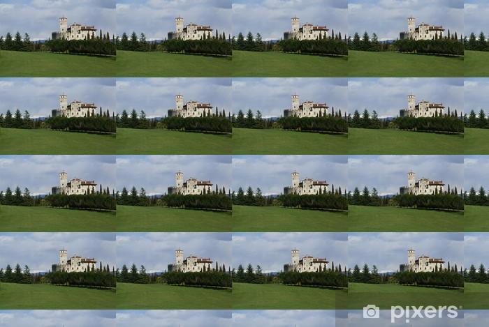 Vinyltapete nach Maß Castello di Villalta 1 - Urlaub