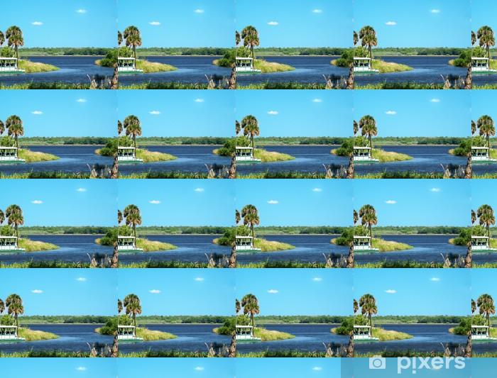 Tapeta na wymiar winylowa Jezioro siły, Florida - Wakacje