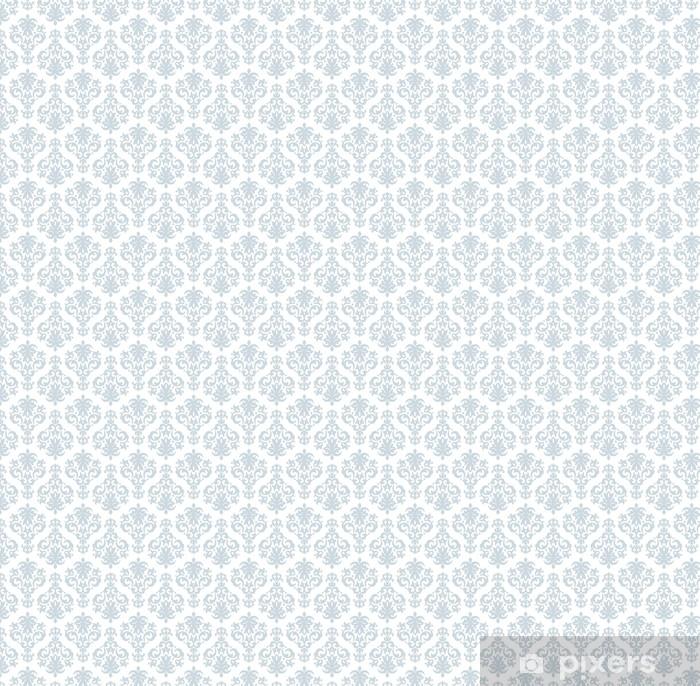 Tapeta na wymiar winylowa Seamless wzór tapety w stylu vintage - Tła