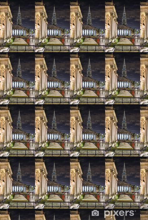 Tapeta na wymiar winylowa St Martin in the Fields, od National Gallery, Londyn, nocleg - Miasta europejskie