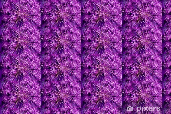 Tapeta na wymiar winylowa Angelica archangelica - fiolet - Tematy