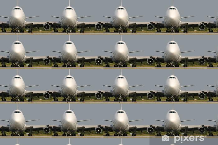 Vinylová tapeta na míru Boeing 747 - Témata