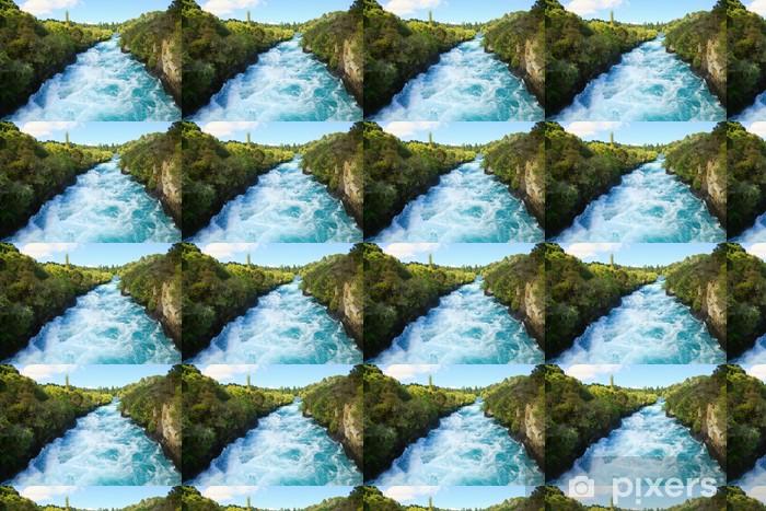 Vinylová tapeta na míru Huka Falls - Oceánie