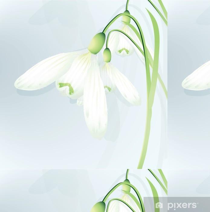 Tapete Erste Fruhlingsblumen Schneeglockchen Pixers Wir Leben