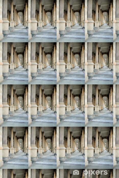 Vinylová tapeta na míru Barokní kolonáda - Evropa
