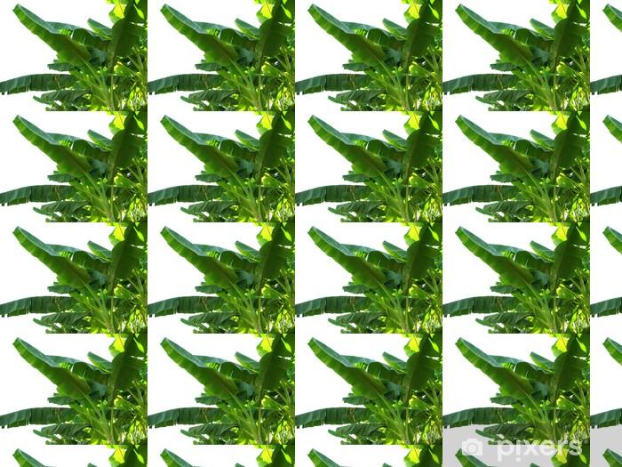 Papier peint vinyle sur mesure Les feuilles de bananiers - Merveilles naturelles