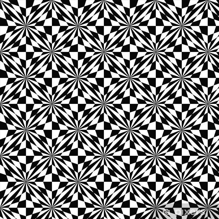 Tapete Schwarz Weiss Illusion Pixers Wir Leben Um Zu Verandern
