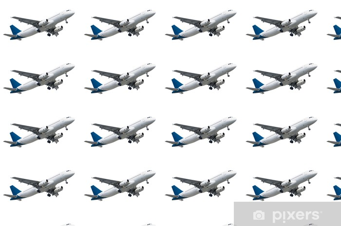Papier peint vinyle sur mesure Avion - Situations