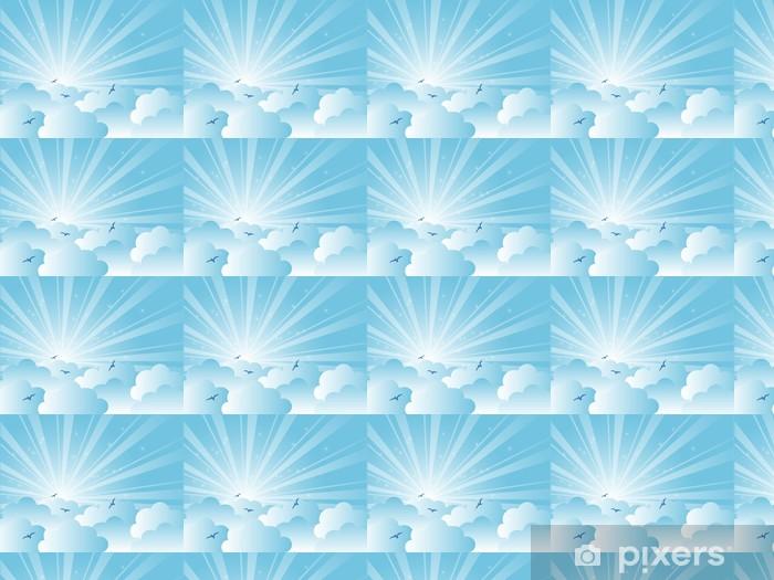 Vinylová tapeta na míru Skvělá příležitost - Nebe