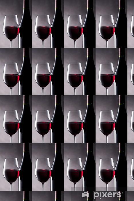 Tapeta na wymiar winylowa Czerwone wino - Tematy