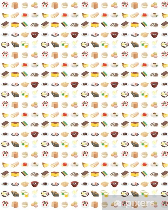Tapeta na wymiar winylowa Deser - Słodycze i desery