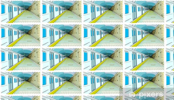 Papier peint vinyle sur mesure 11 Urban - Thèmes