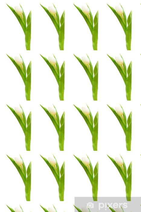 Tapeta na wymiar winylowa Biały tulipan - Pory roku