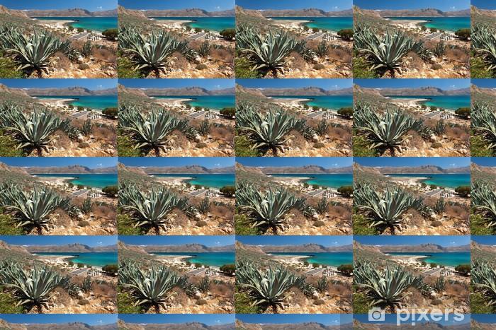Tapeta na wymiar winylowa Gramvousa Island (Kreta, Grecja) - Europa