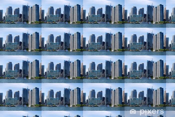 Papier peint vinyle sur mesure Secteur riverain de Toronto - Amérique