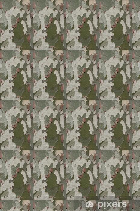 Tapeta na wymiar winylowa Camouflage wzór jak Platanus (jawor) kory - Drzewa