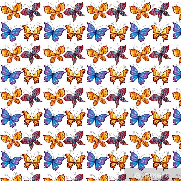 Tapeta na wymiar winylowa Motyle - Pory roku